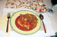 Murgh Dopiaza (Hühnerbeine auf sehr geschmackvolle Art)